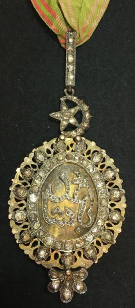 Ordre du Nichan al Iftikhar, bijou de 2e...