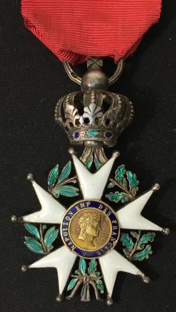Premier Empire et Présidence, aigle d'argent...