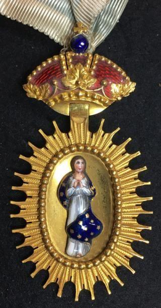 Chapitre Insigne Impérial et Royal de Maria-...