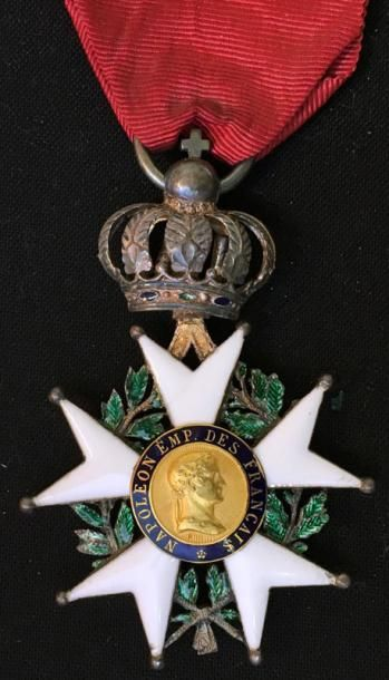 Présidence, étoile de chevalier en argent...