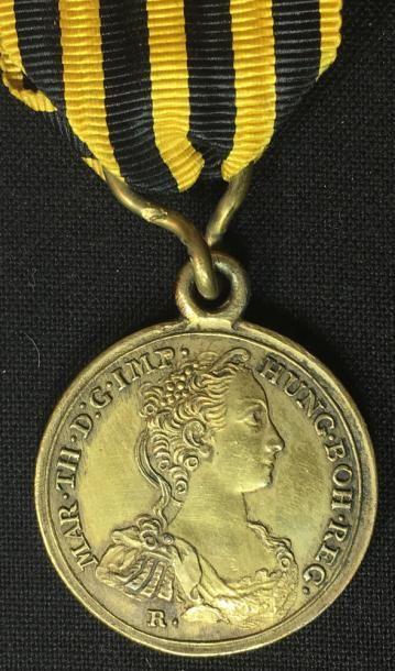 Médaille de mérite des troupes hongroises...