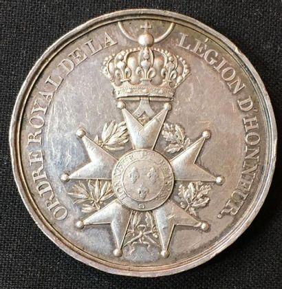 Restauration - Médaille commémorative du...