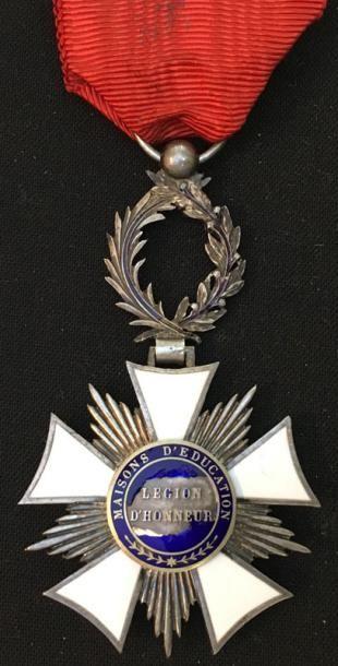 Maisons d'éducation de la Légion d'honneur,...