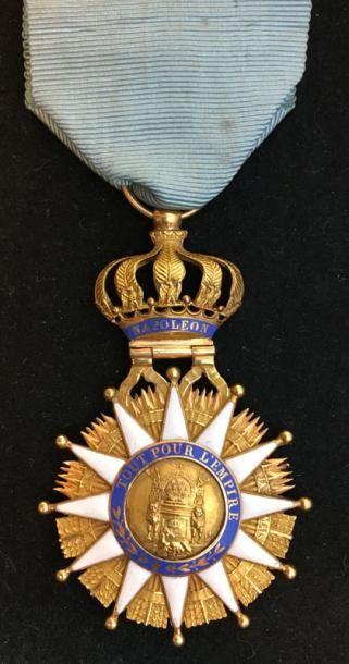 Ordre de la Réunion, bijou de chevalier du...