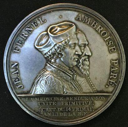 Prix de l'École pratique, grande médaille...