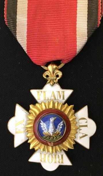 Ordre du Phénix de Hohenlohe, Langue Française,...