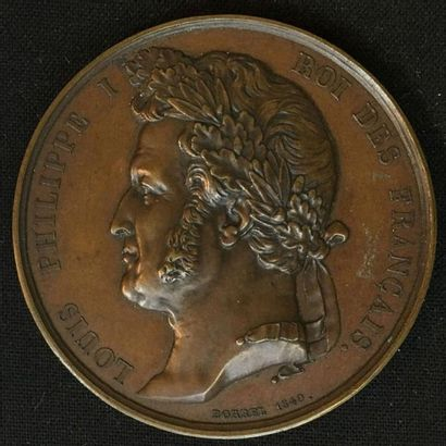 Médaille de Mazagran 1840, frappe officielle...