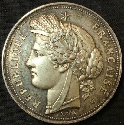 Médaille d'hommage de l'association «Les...