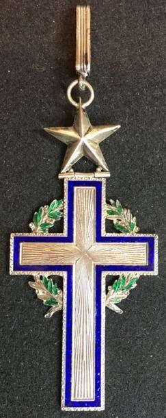Croix d'aumônier de l'Armée de Terre, du...