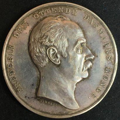 Médaille pour sauvetage en mer, créée en...