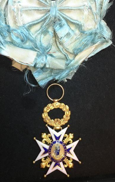 Ordre de Charles III, fondé en 1771, important...