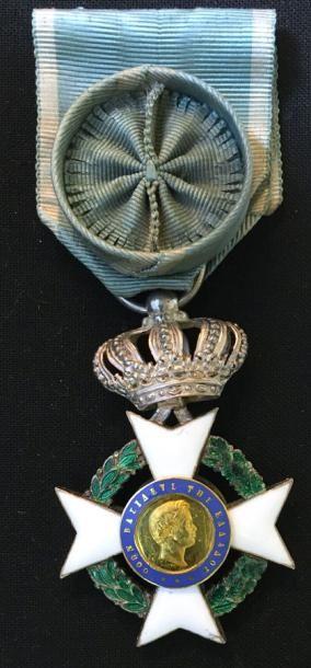 Ordre du Sauveur, croix de chevalier du premier...