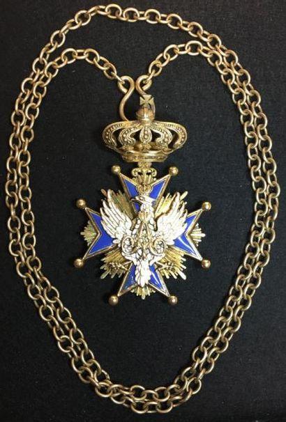 Croix de chanoine du chapitre de la Cathédrale...