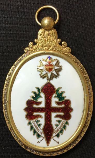Ordre de Saint-Jacques de l'Épée, fondé vers...