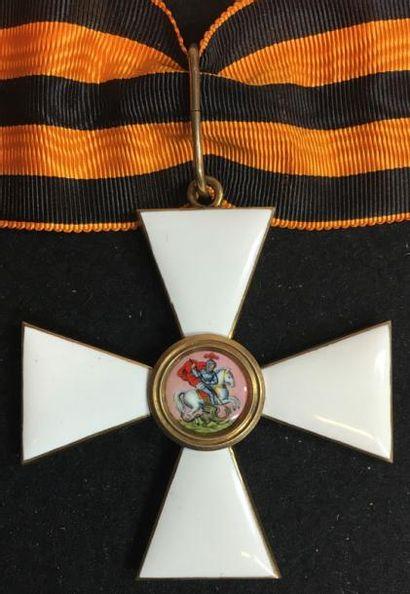 Ordre de Saint-Georges, fondé en 1769, croix...