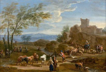 Matthis SCHOVAERDTS (1663-1703)