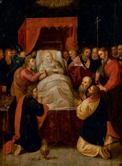 Entourage de Frans FRANCKEN II (1581-1642)