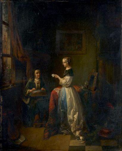 Alexis Van HAMME (1818-1875)