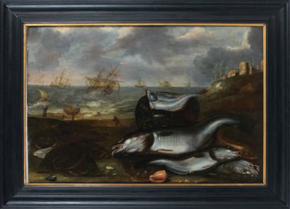 Attribué à Willem ORMEA (vers 1611-vers 1673)
