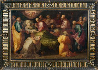 ÉCOLE FLAMANDE de la fin du XVIe siècle