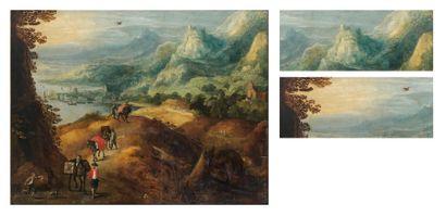 Joos de MOMPER le Jeune (1564-1635) et son atelier