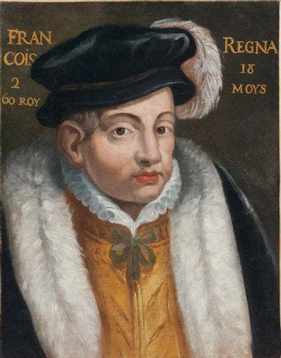 ÉCOLE FRANÇAISE, dans le goût du XVIe siècle
