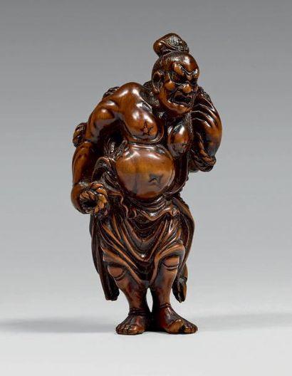 JAPON - Époque Edo (1603-1868), XVIIIe siècle