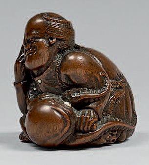 JAPON - Époque Edo (1603-1868), Début du XIXe siecle
