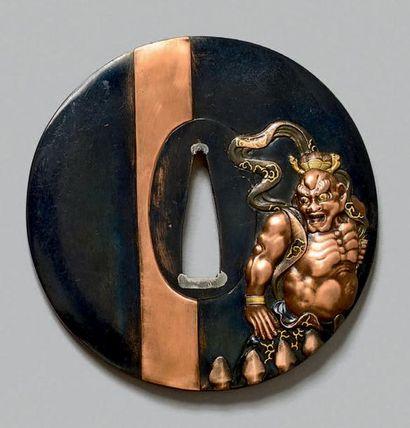 JAPON - Fin de l'époque Edo (1603-1868)