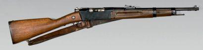 Mousqueton de cavalerie Lebel modèle 1886...