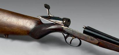 Fusil de chasse Charlin, deux coups, modèle...