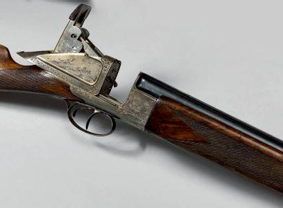Fusil de chasse Darne modèle R, deux coups,...