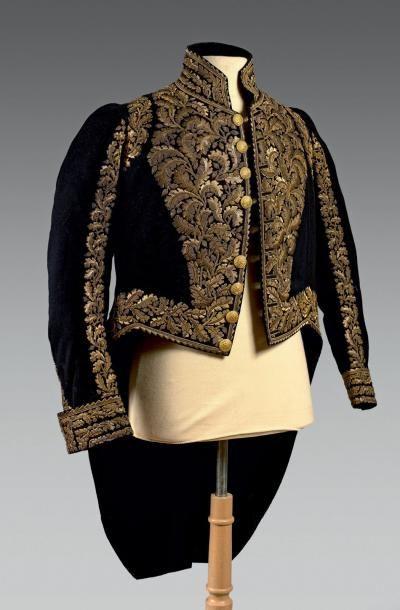 Rare uniforme de Maréchal de France du Maréchal...