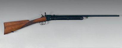 Carabine Giffard, calibre 8 mm. Canon marqué...