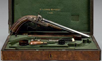 Coffret de pistolets Gastinne Renette en...