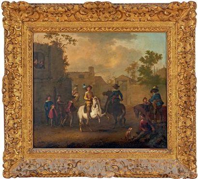 Franz de Paula Ferg (1689-1740)