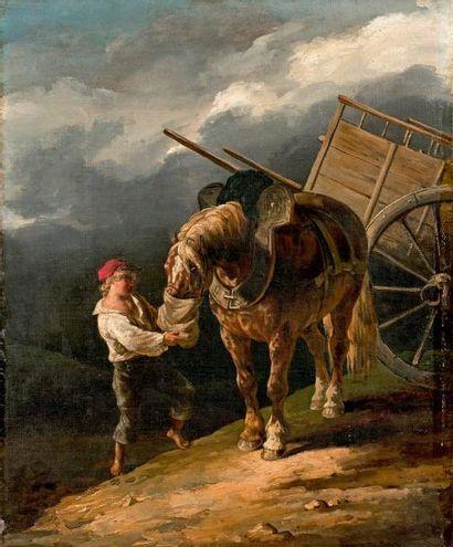 Théodore GÉRICAULT (Rouen, 1791 - Paris, 1824)