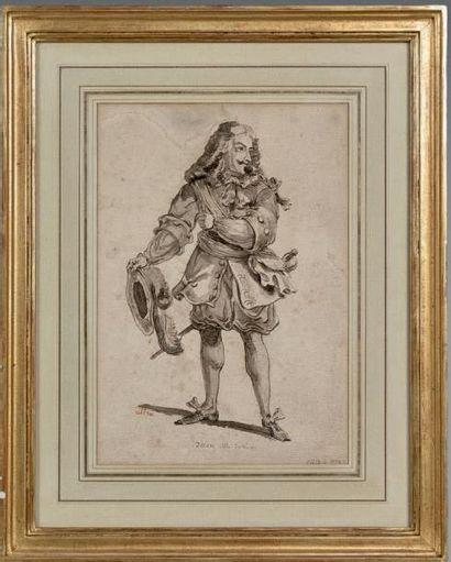 Gilles ALLOU (1670-1751)
