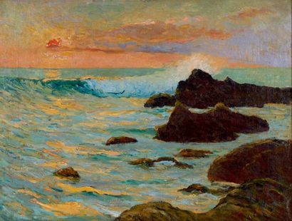 Maxime MAUFRA (1858-1912)