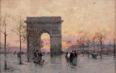 Eugène GALIEN-LALOUE (1854-1941)