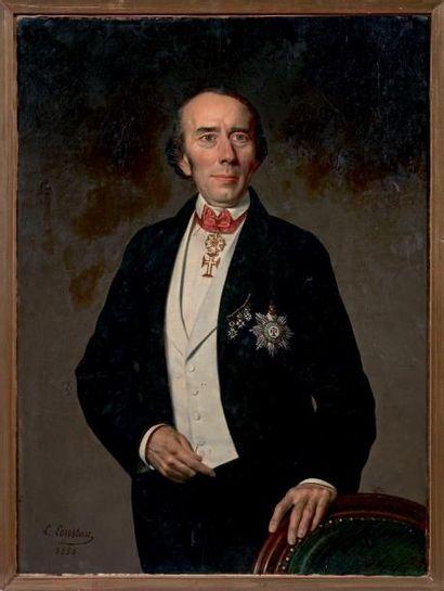 Léopold LOUSTAU (1815-après 1880)
