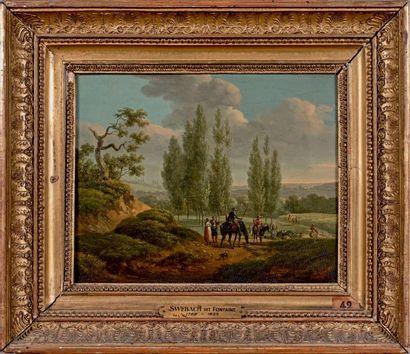Jacques-François-Joseph SWEBACH-DESFONTAINE (1769-1823)