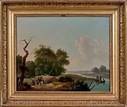 Philippe BUDELOT (actif de 1793 à 1841)