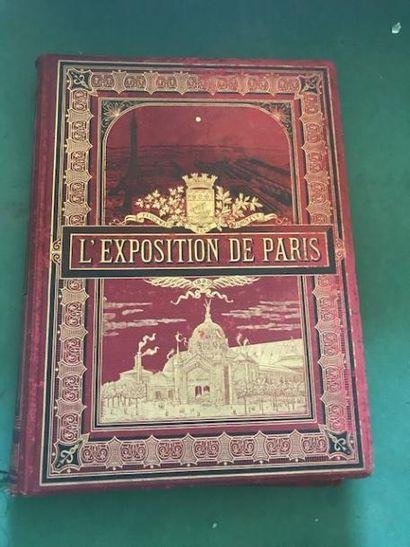 + lot 2 Ensemble de volumes reliés, essentiellement du XIXe siècle: Voltaire (correspondance,...
