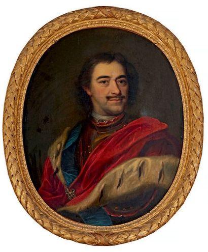 Attribué à Arnold Van BOONEN (1669-1729)