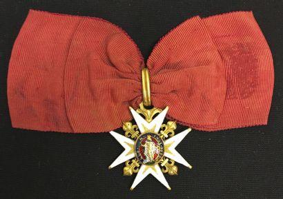 Ordre de Saint-Louis - Louis XV, croix de...
