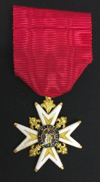 Ordre de Saint-Louis - Louis XV/Louis XVI,...