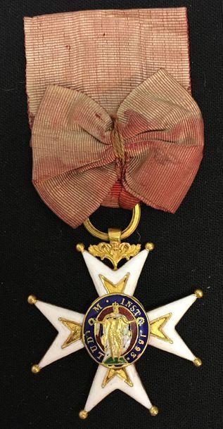 Ordre de Saint-Louis - Restauration/ Monarchie...