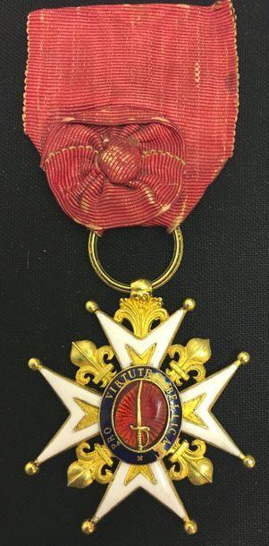 Institution du Mérite militaire, fondée par...