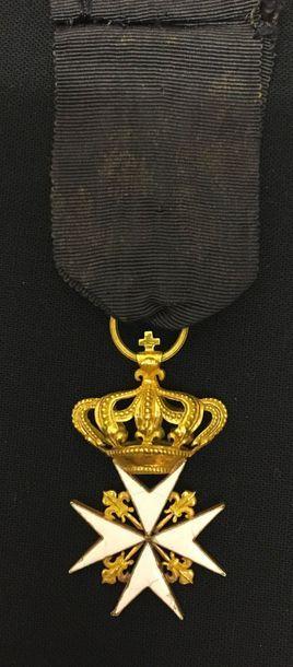 Ordre de Malte, approuvé par le Pape Pascal...